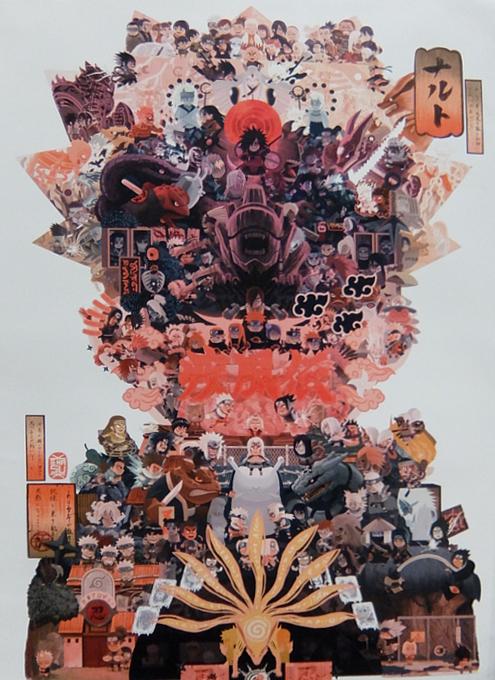 NYCC2019、ドラゴンボールに救われたアーティスト、Kris Kehasukjarenさん_b0007805_05311720.jpg