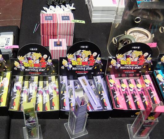 日本香堂のお線香もドラゴンボール_b0007805_06072136.jpg