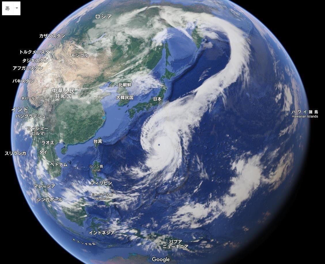 台風19号「命を守るための行動」記録。_f0115311_10043339.jpeg