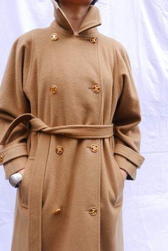 Celine wool coat Beige_f0144612_08531959.jpg
