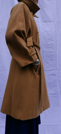 Celine wool coat Beige_f0144612_08532055.jpg