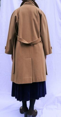 Celine wool coat Beige_f0144612_08532089.jpg