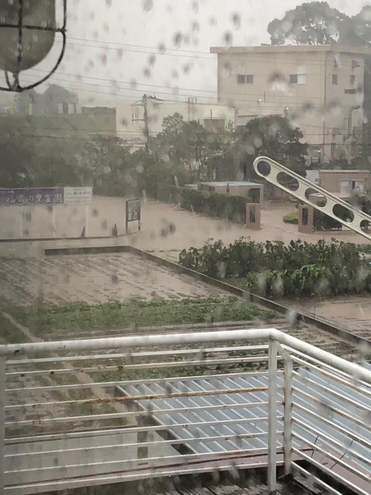 台風19号... 閉め切りの家で過ごす1日_f0354014_15200875.jpg