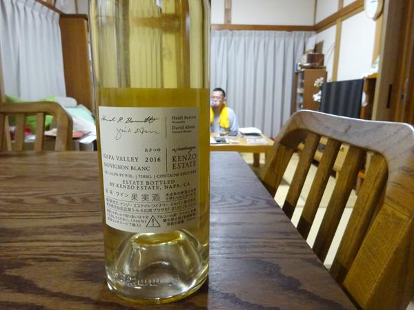 台風の日にパンを焼き、ワインを開ける_f0097523_18372784.jpg
