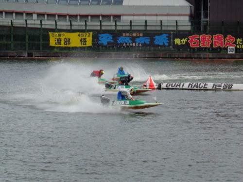 2019/9/22 尼崎競艇でシミュレーター_a0066027_18105146.jpg