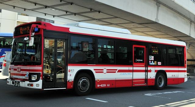 京阪バス~エルガ・ノンステップバス  N-6251_a0164734_11513731.jpg