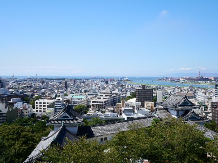 和歌山城へ  2019-10-14 00:00  _b0093754_21320780.jpg