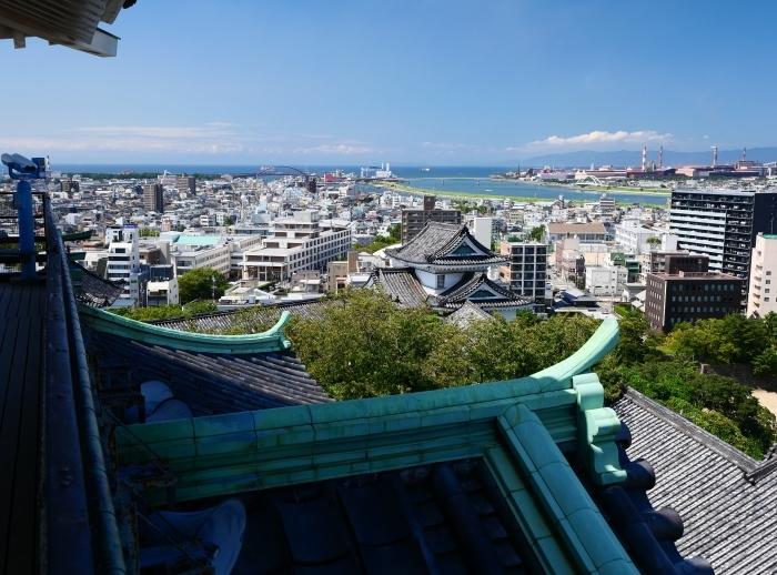 和歌山城へ  2019-10-14 00:00  _b0093754_21331373.jpg