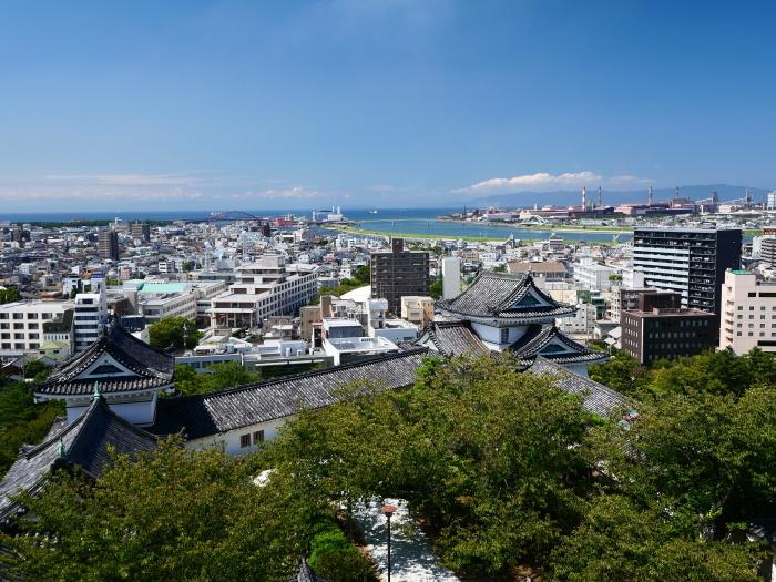和歌山城へ  2019-10-14 00:00  _b0093754_21334722.jpg