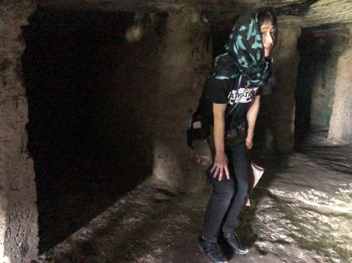 旧オルヘイ洞窟修道院@モルドヴァ_a0092659_14351576.jpg