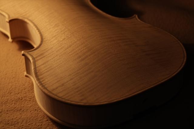 弦楽器フェアのご紹介と、ホワイトヴァイオリン_d0047461_14283194.jpg