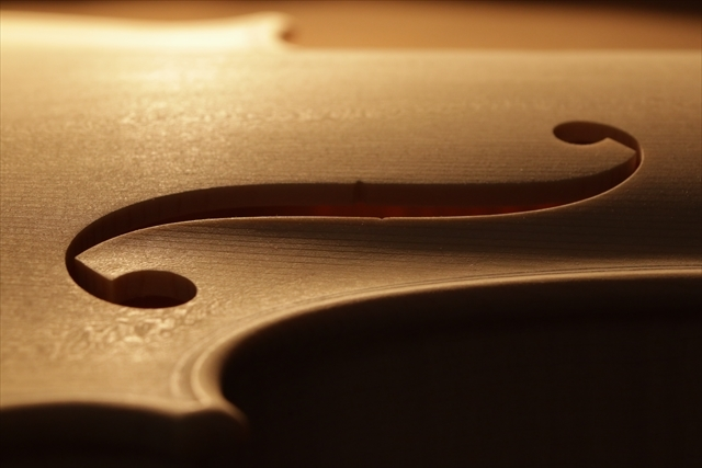 弦楽器フェアのご紹介と、ホワイトヴァイオリン_d0047461_14291124.jpg