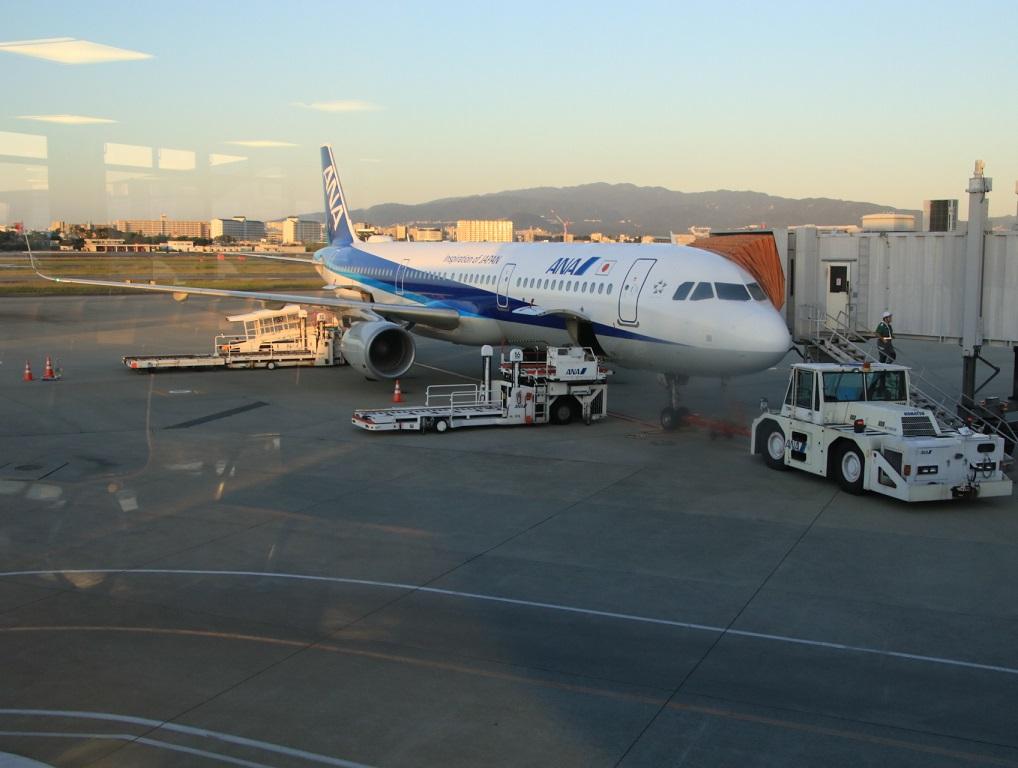 NH541便 鹿児島空港へ_d0202264_13584770.jpg