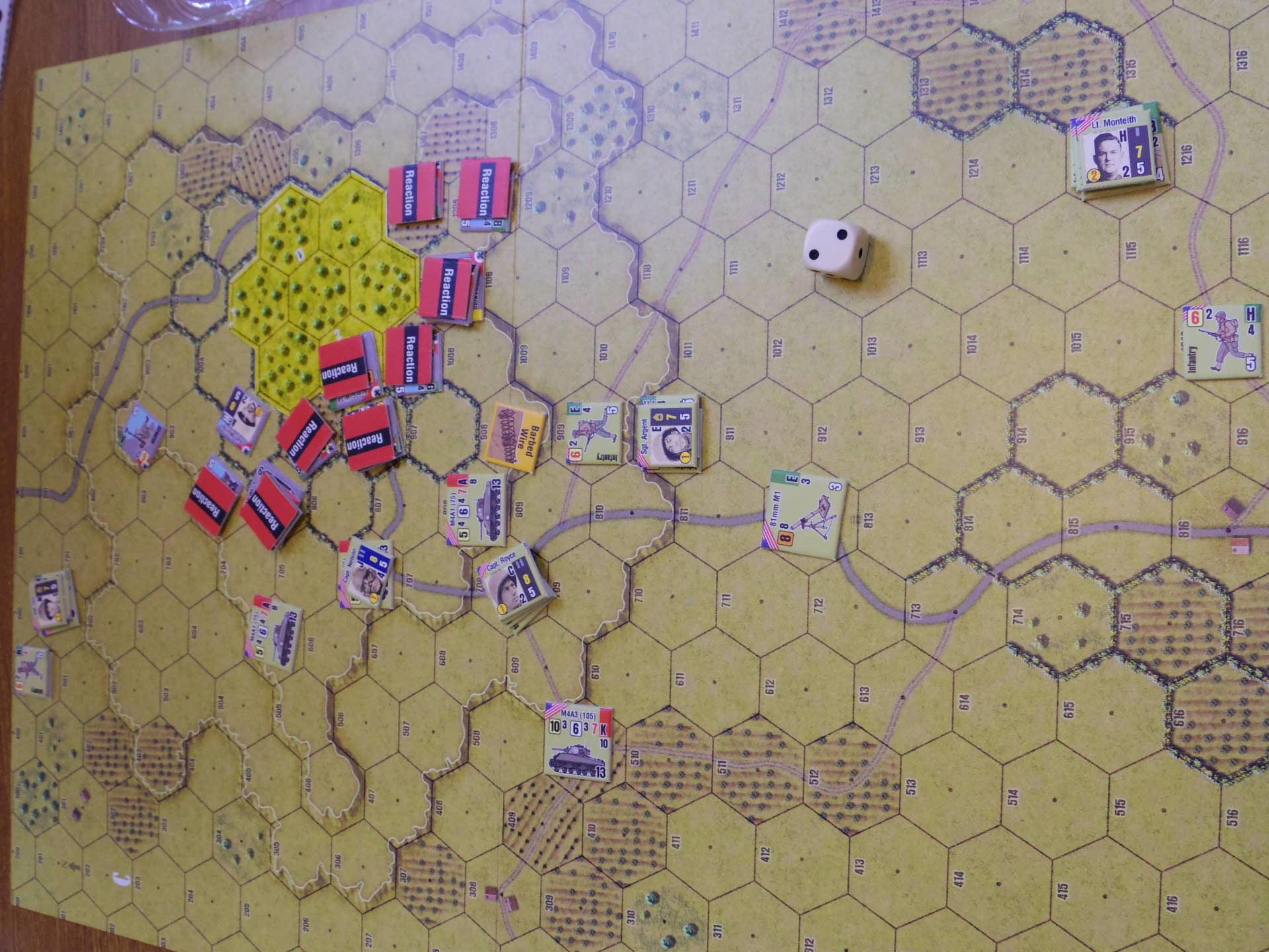 2019.07.13~14(土日)海の日連休連続例会の様子その7...(Draco Ideas)Normandy:The Beginning of the End、毎日別の卓とメンツで_b0173672_17533939.jpg