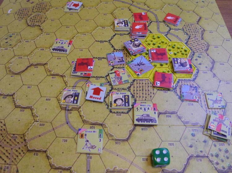 2019.07.13~14(土日)海の日連休連続例会の様子その7...(Draco Ideas)Normandy:The Beginning of the End、毎日別の卓とメンツで_b0173672_17533993.jpg