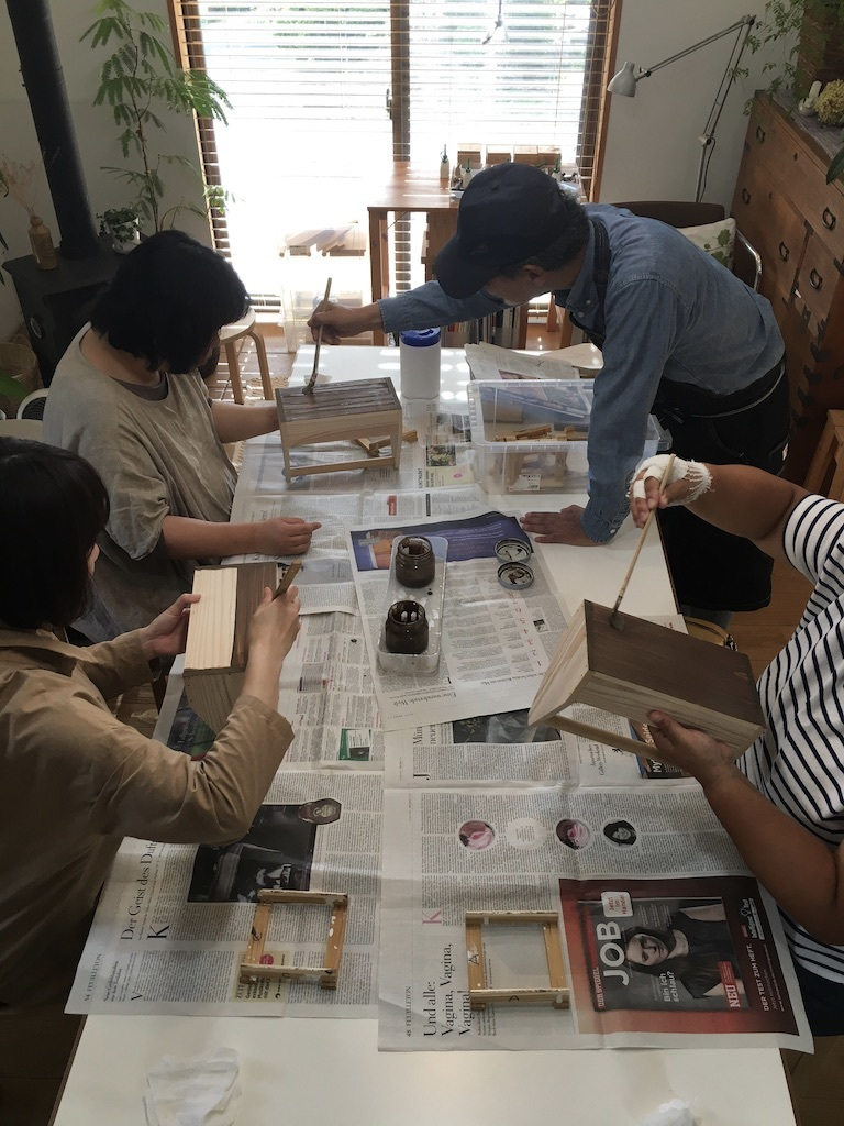 DIYワークショップ10月の部が無事に終了しました。_c0334574_19161710.jpg