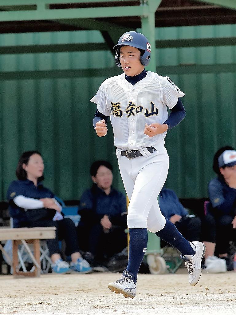 第15回京丹後ボーイズ親善試合 vs西京極ボーイズ2_a0170082_10142451.jpg