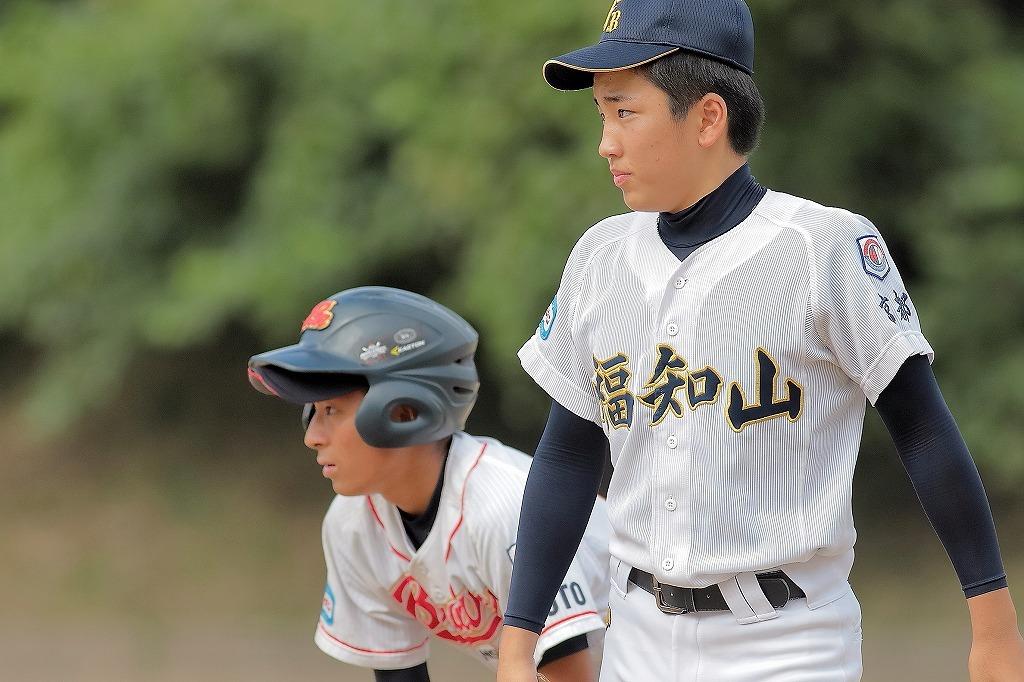 第15回京丹後ボーイズ親善試合 vs西京極ボーイズ2_a0170082_10152099.jpg