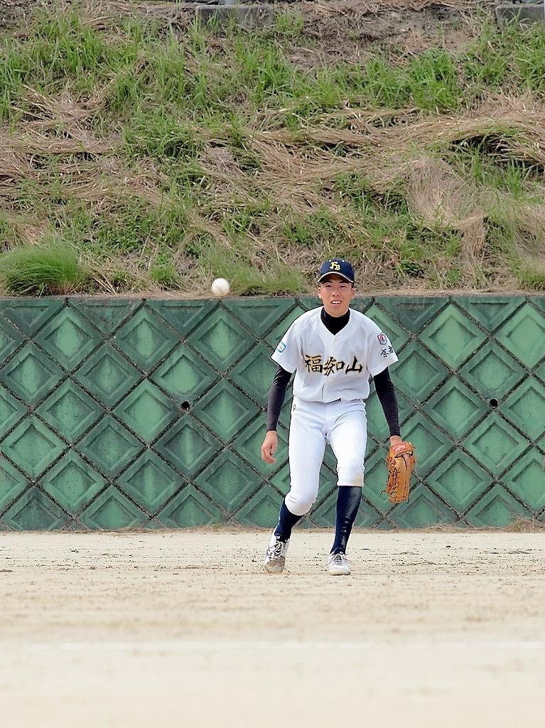 第15回京丹後ボーイズ親善試合 vs西京極ボーイズ2_a0170082_10152606.jpg