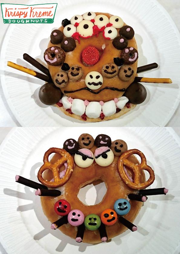 【試食会】クリスピークリームドーナツのワークショップ【料理創作ユニットGomaさんに教えてもらった!】_d0272182_17243129.jpg