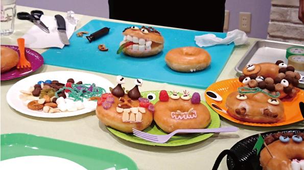 【試食会】クリスピークリームドーナツのワークショップ【料理創作ユニットGomaさんに教えてもらった!】_d0272182_17243148.jpg