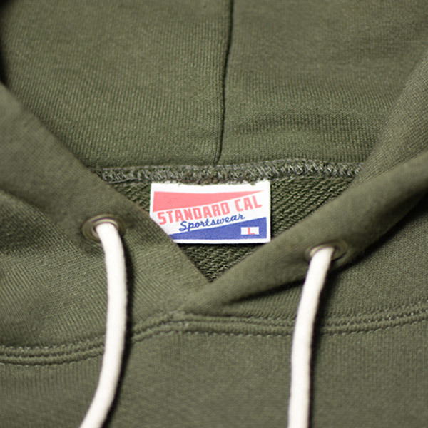 【DELIVERY】 STANDARD CALIFORNIA - Pullover Hood Sweat_a0076701_14003943.jpg