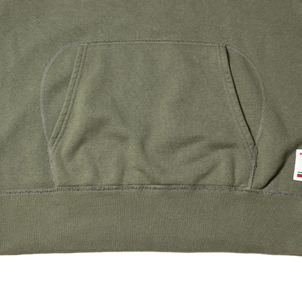 【DELIVERY】 STANDARD CALIFORNIA - Pullover Hood Sweat_a0076701_14004766.jpg