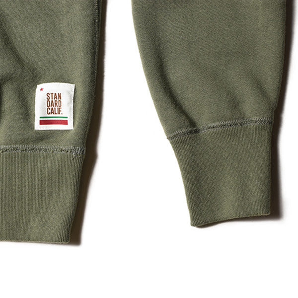 【DELIVERY】 STANDARD CALIFORNIA - Pullover Hood Sweat_a0076701_14005579.jpg