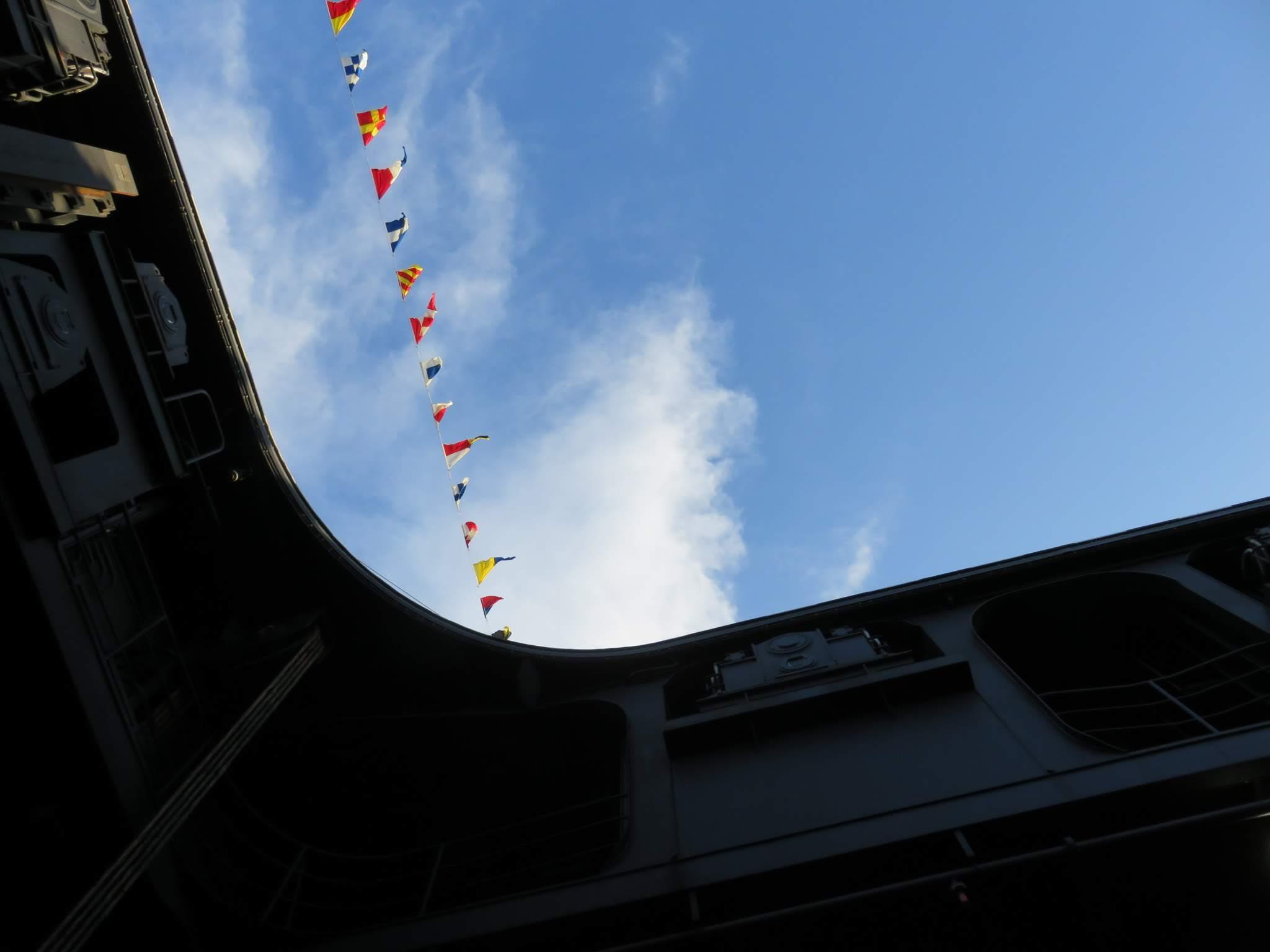 FLEETWEEK2019横浜 - 護衛艦「いずも」一般公開_a0057402_11271491.jpg