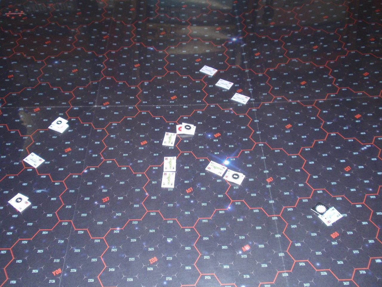 Bonsai Games「アイアン・デブリ・システム」よりシナリオ「全滅!ヒペリオン艦隊」をソロプレイ③_b0162202_18304294.jpg