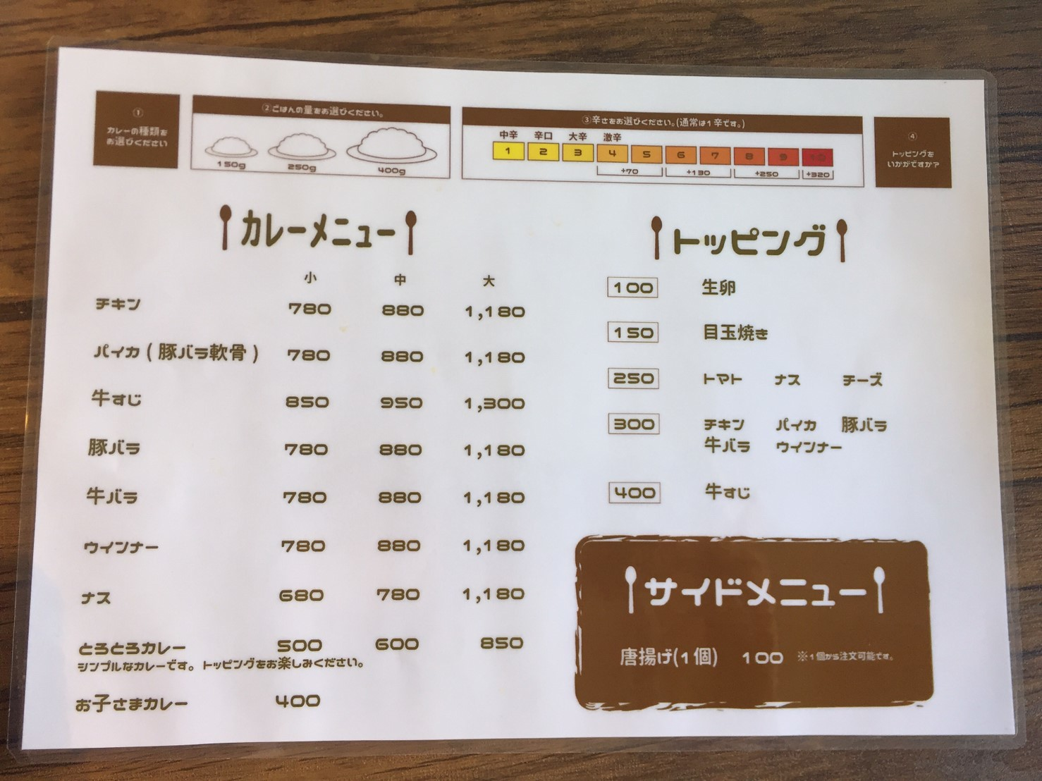 薬膳カレーSPOON 帰省Mちゃん_e0115904_02100114.jpg