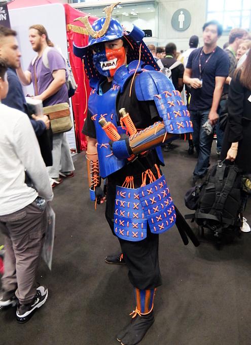 じわじわ高まる日本のサムライや武士の存在感_b0007805_03255009.jpg