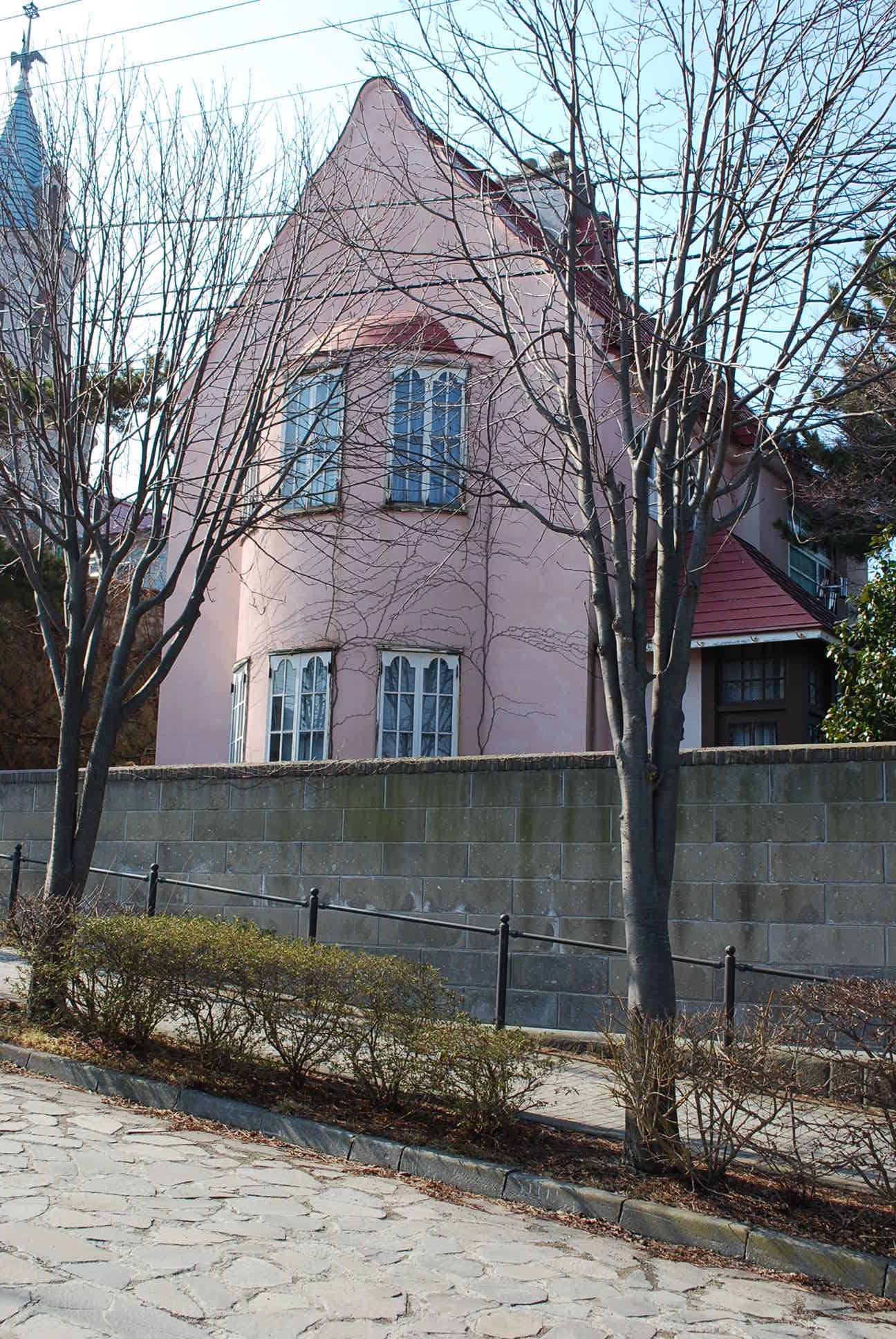 建築家・関根要太郎、山中節治、函館での設計作品_f0142606_04470902.jpg