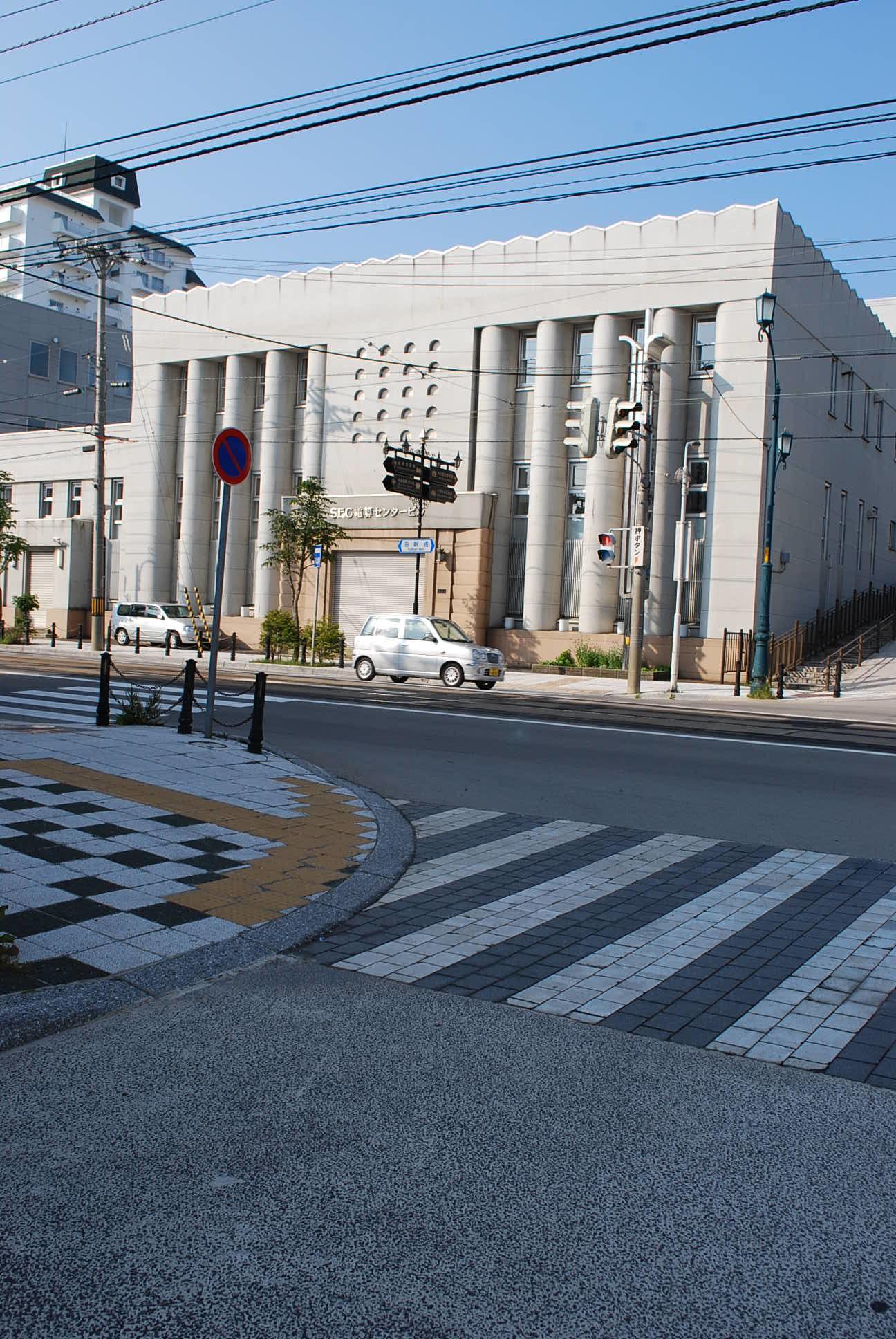 建築家・関根要太郎、山中節治、函館での設計作品_f0142606_07323250.jpg