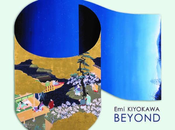 清河 恵美 個展「 BEYOND 」_f0191908_15490973.jpg