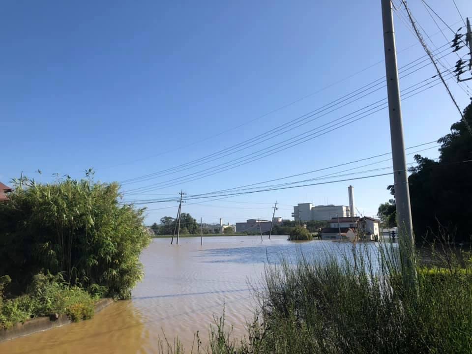 『台風19号 郡山市内 水害 15時』_f0259324_22345717.jpg
