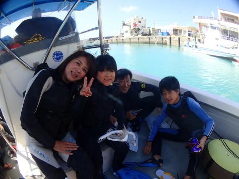 10月13日やっと出たボート・・・_c0070933_21261466.jpg