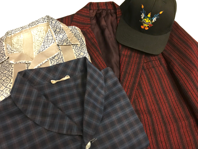 「 WORLD INDUSTRIES & PAJAMA SHIRT & TAILORED JKT!!! 」_c0078333_18315363.jpg