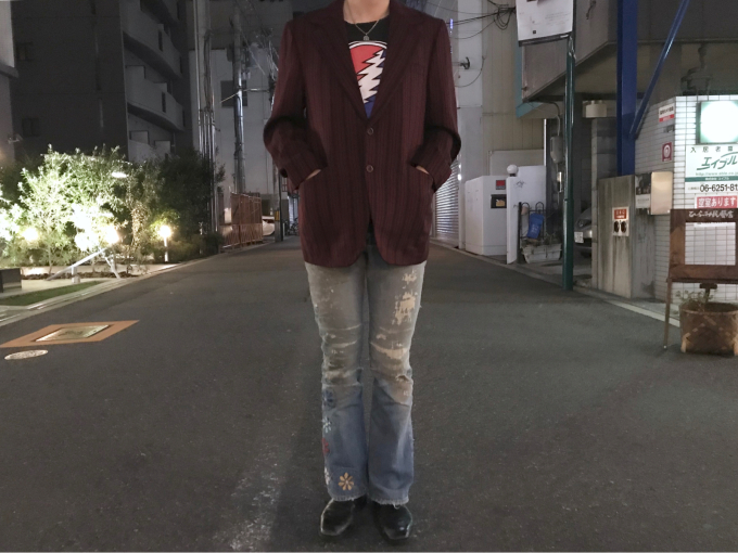 「 WORLD INDUSTRIES & PAJAMA SHIRT & TAILORED JKT!!! 」_c0078333_19335692.jpg