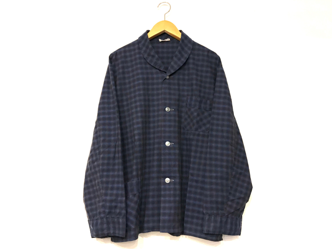 「 WORLD INDUSTRIES & PAJAMA SHIRT & TAILORED JKT!!! 」_c0078333_19352866.jpg