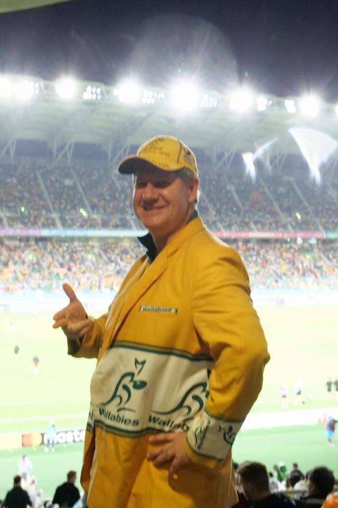 ラグビーワールドカップ オーストラリアVSジョージア  静岡エコパ その3_f0050534_15461927.jpg