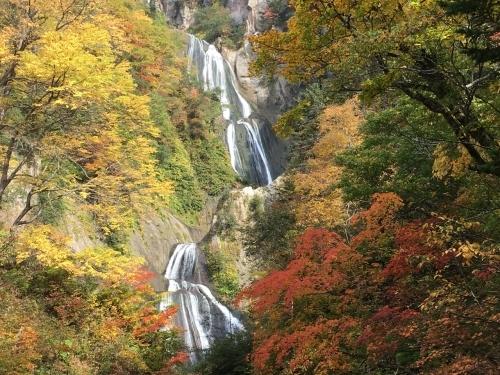 天人峡滝見台の紅葉と美瑛秋庭_e0326953_14461665.jpg