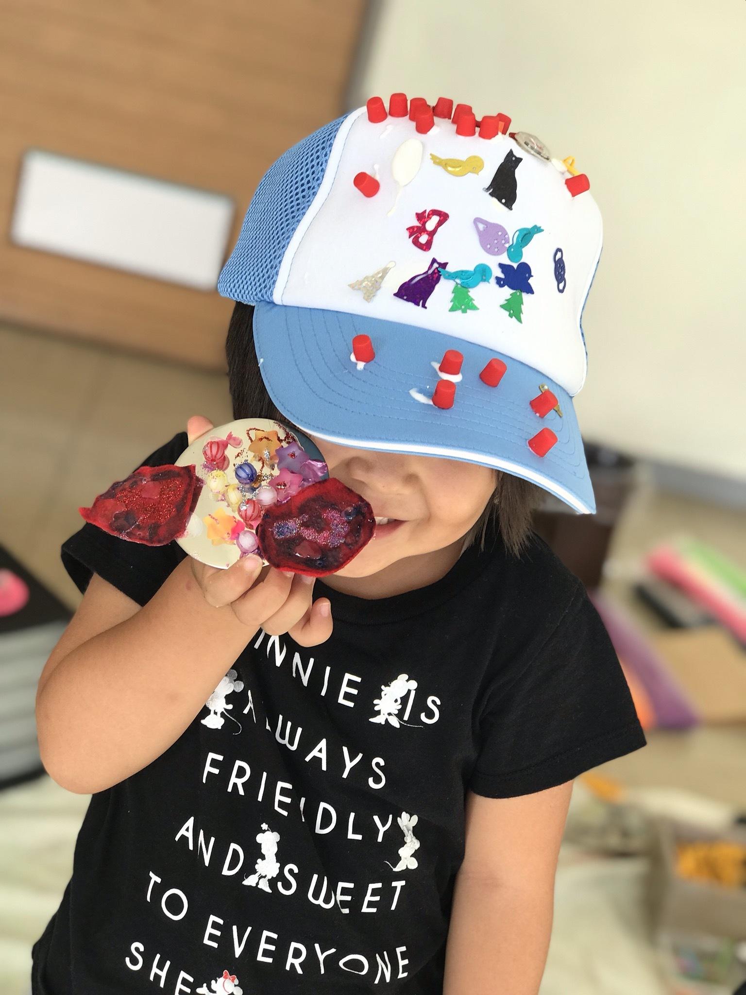 帽子のデザイン〜チクチク行こう!_d0076558_21001648.jpeg