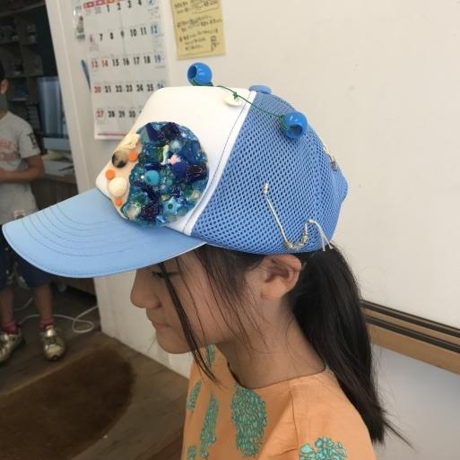 帽子のデザイン〜チクチク行こう!_d0076558_21072145.jpeg