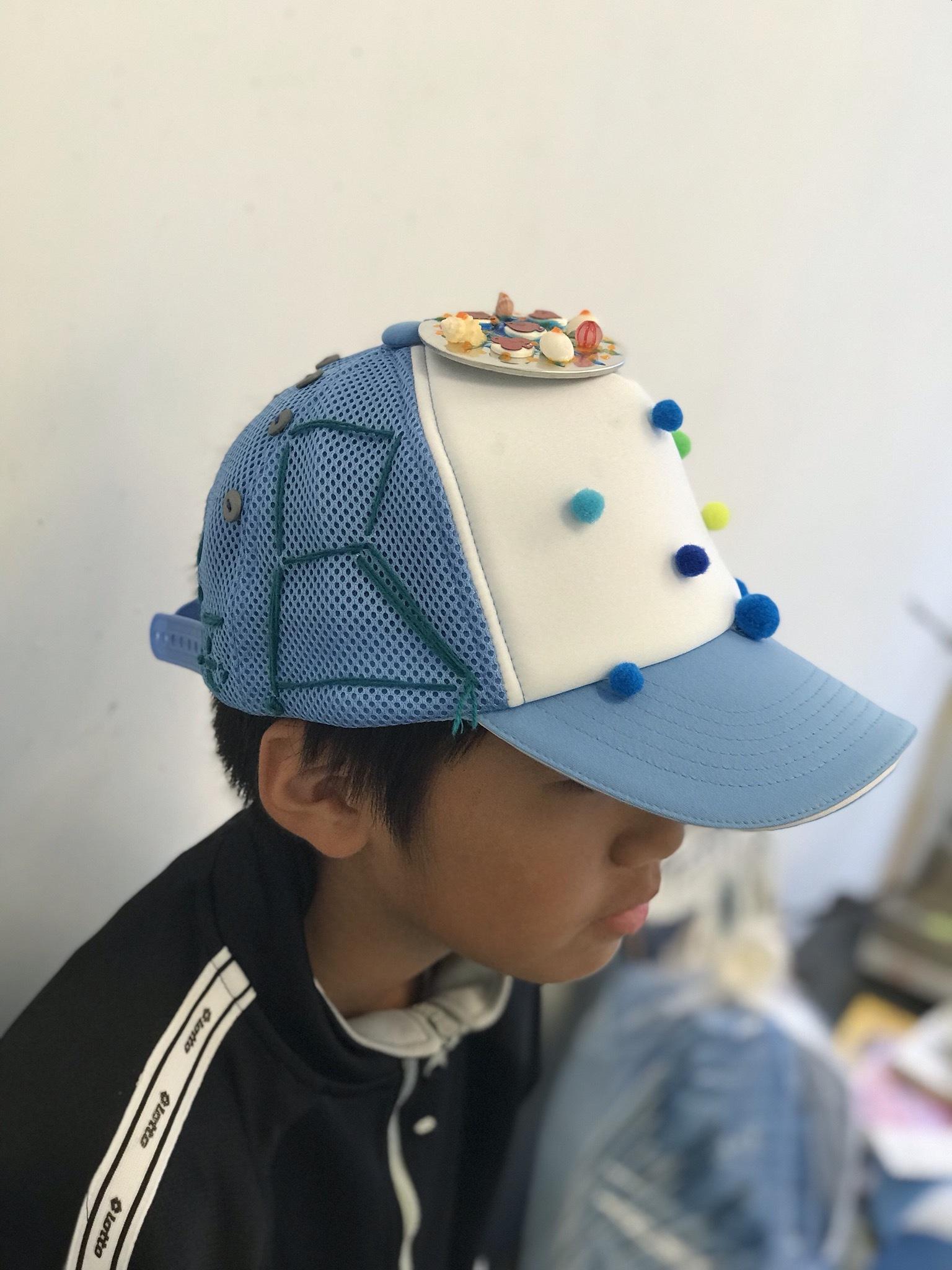 帽子のデザイン〜チクチク行こう!_d0076558_21090453.jpeg
