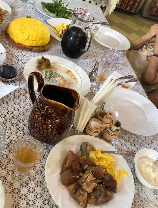 モルドヴァの家庭料理@オルヘイ村_a0092659_16371973.jpg