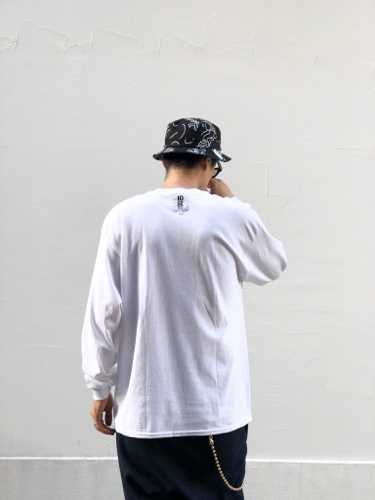 【TENBOX/10匣/テンボックス】 MADE IN PARADAISE L/S TEE‼️_d0227059_16365284.jpg
