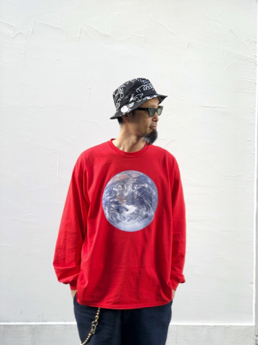【TENBOX/10匣/テンボックス】 MADE IN PARADAISE L/S TEE‼️_d0227059_16374625.jpg