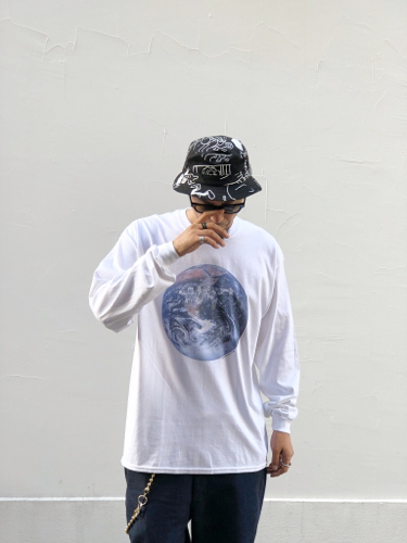 【TENBOX/10匣/テンボックス】 MADE IN PARADAISE L/S TEE‼️_d0227059_16391431.jpg