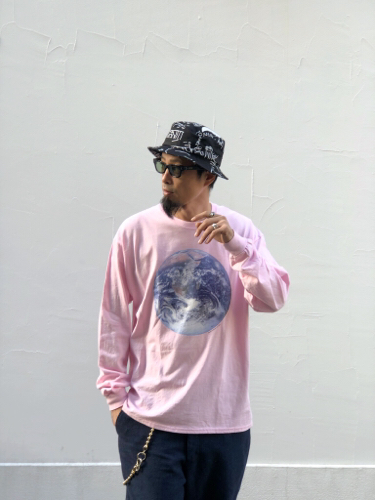 【TENBOX/10匣/テンボックス】 MADE IN PARADAISE L/S TEE‼️_d0227059_16394464.jpg